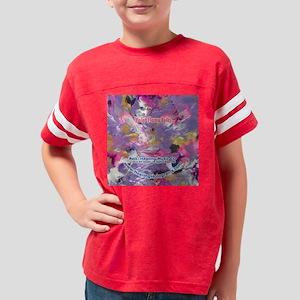 CD-VioletFlameReiki[1] Youth Football Shirt